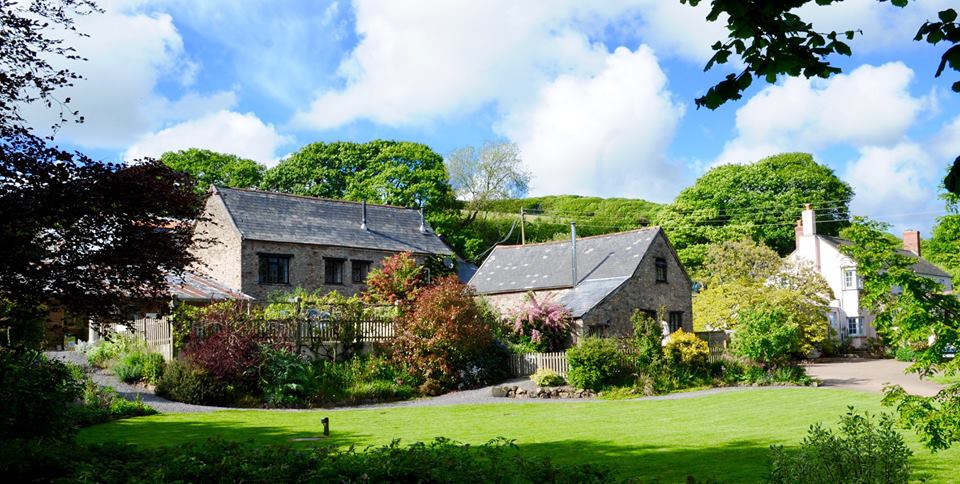 Little Comfort Farm – UK's best organic holiday cottages